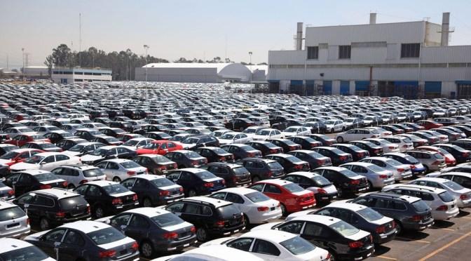 Aumentan ventas de vehículos en China