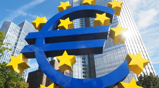Costos de los préstamos de la zona del euro caen