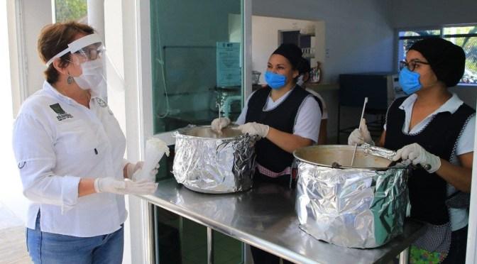 Gobierno de Solidaridad apoyó a familias vulnerables con alimentos gratuitos