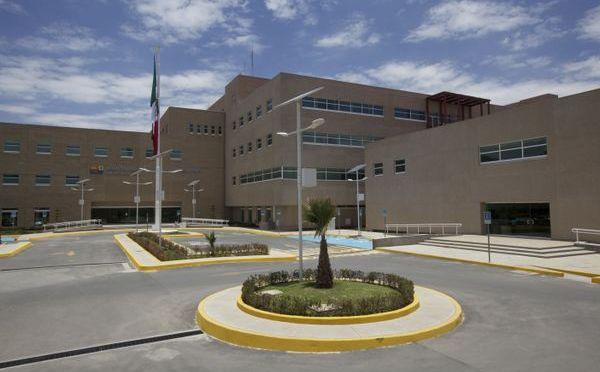 Hospital Covid de Ixtapaluca logra baja mortalidad entre personal