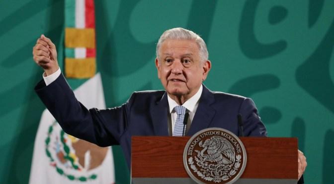 AMLO pide no exagerar con medidas autoritarias en tercera ola