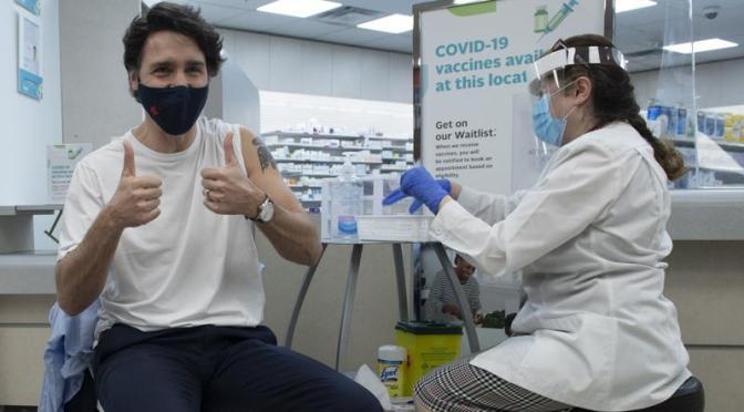 Canadá requerirá vacunas COVID-19 para los trabajadores federales