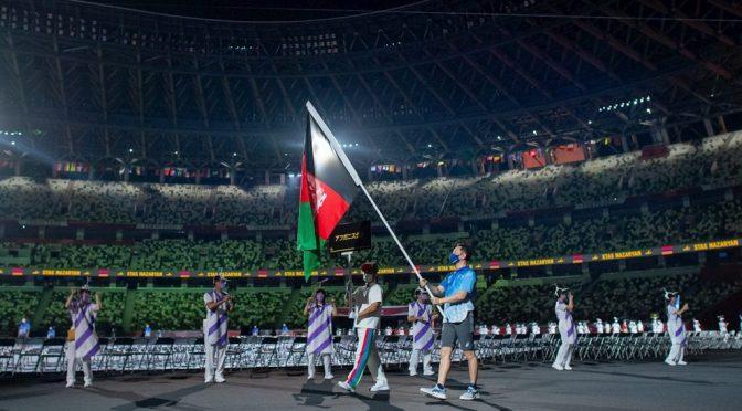 Juegos Paralímpicos Tokyo arrancan en medio de la crisis de COVID-19