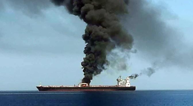G7 acusa a Irán de ataque contra buque petrolero