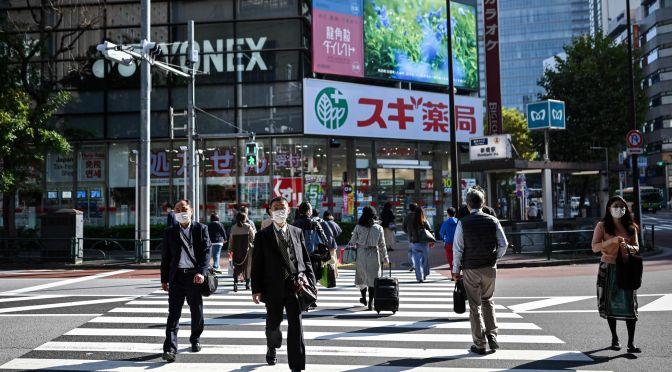 Japón mantiene intacta su visión económica pero se mantiene atento a la variación Delta