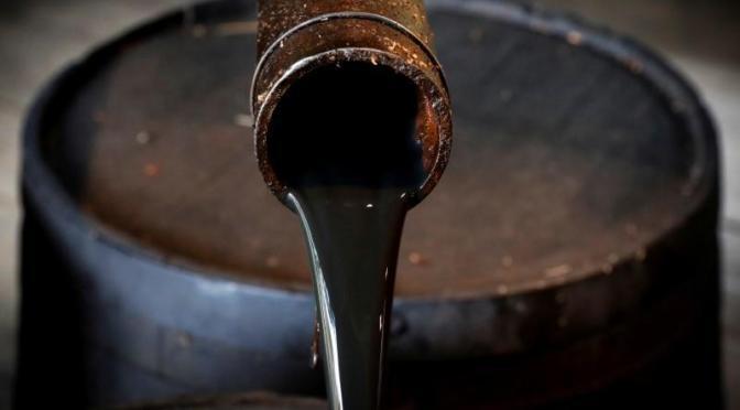 Petróleo registra la mayor semana de pérdidas en nueve meses