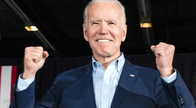 Biden se toma su primer fin de semana como presidente