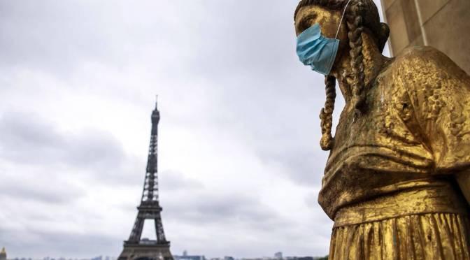 Francia obtiene el primer tramo de 5,100 millones de euros del Fondo de Recuperación COVID de la UE