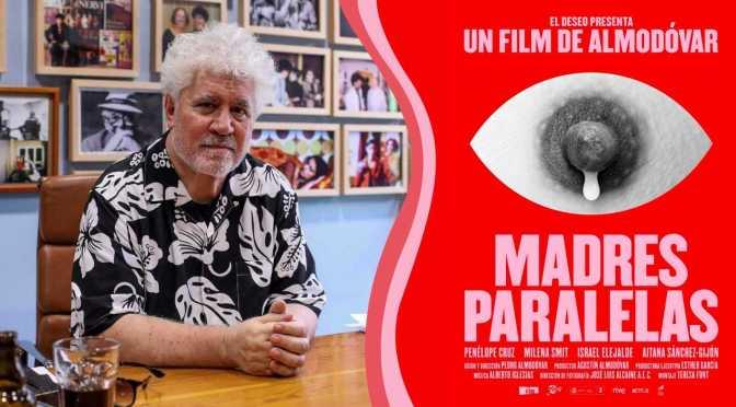 Instagram se disculpa por borrar cartel de film de Almodóvar