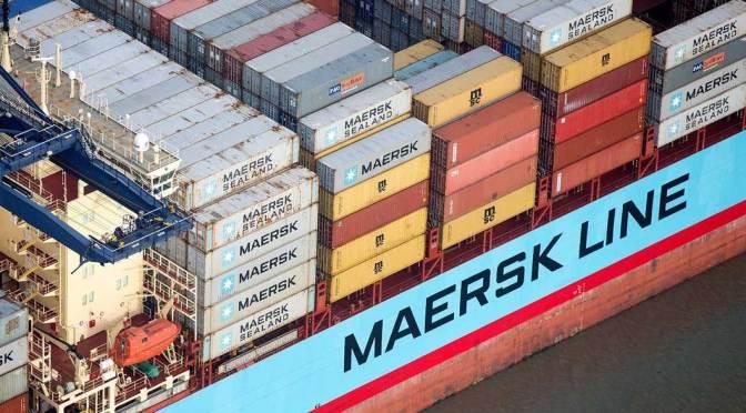 Maersk acelera la descarbonización de la flota con un nuevo pedido de buques