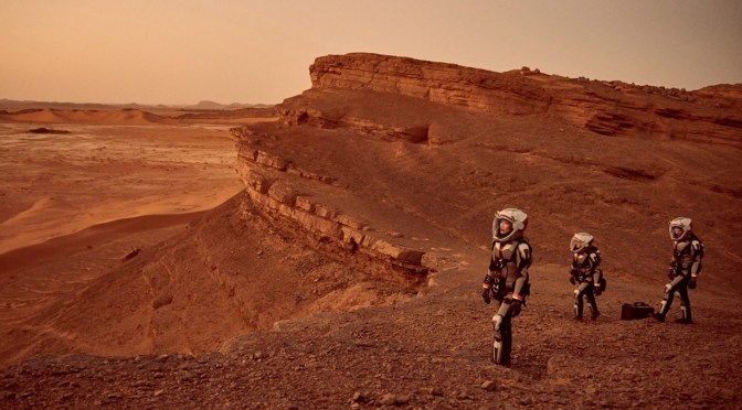 La NASA busca 4 personas para simulacro de vida en Marte