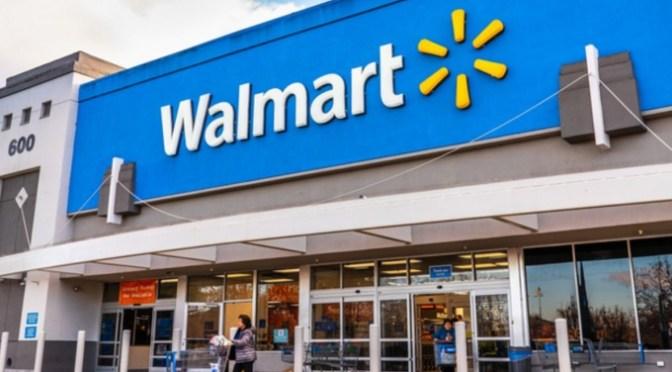 Walmart supera las estimaciones de ventas de Estados Unidos