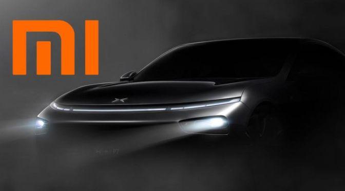 Xiaomi completa el registro comercial de la unidad de vehículo eléctrico