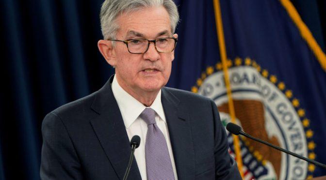 Nadie está contento con el comercio de otros responsables políticos: Powell