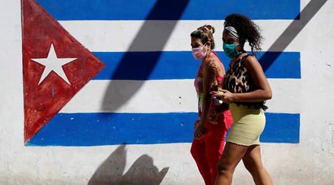 Cuba flexibiliza medidas sanitarias en zonas con menos COVID