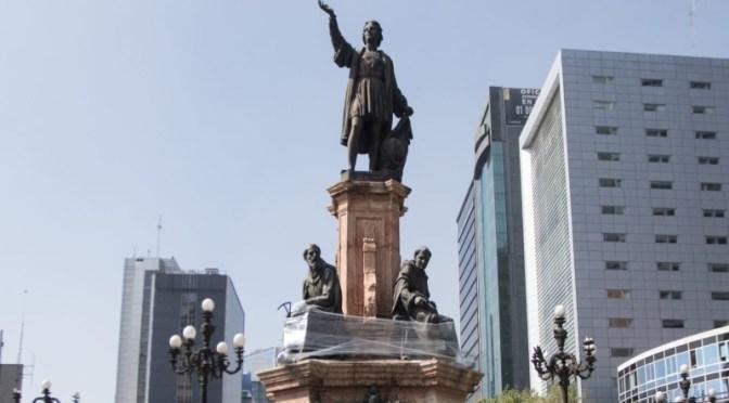 Ciudad de México reemplazará la estatua de Colón por una de mujer indígena