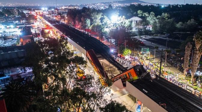 Accidente de la Línea 12 del Metro fue por fallas de construcción, afirma dictamen
