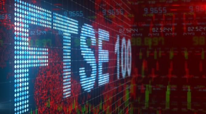 Esperanzas de estímulo elevan FTSE 100 al arranque de la semana