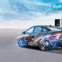 Gigantes automovilísticos alemanes apuestan por los coches de hidrógeno