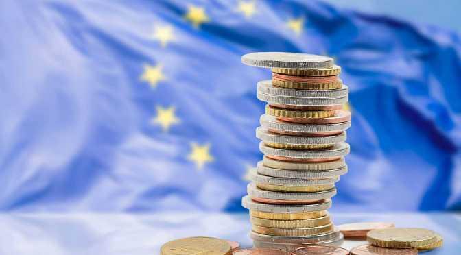 Rendimientos de los bonos de la zona euro caen a medida que caen los mercados de valores