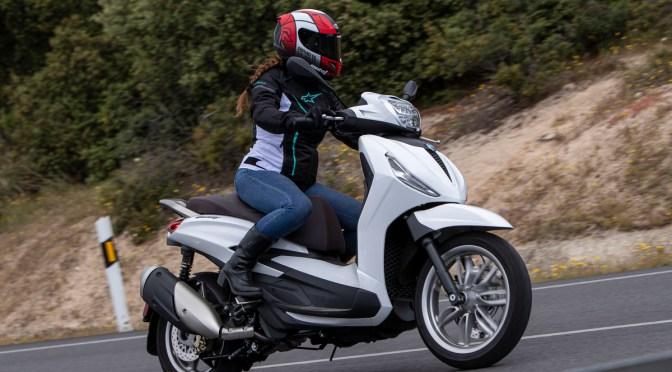 Piaggio, KTM, Honda y Yamaha establecen un consorcio de baterías intercambiables