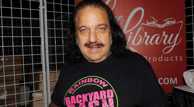 Mujeres denuncian agresiones sexuales del actor porno Ron Jeremy