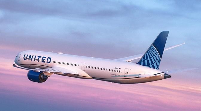 United Airlines planea más de 3500 vuelos nacionales para aprovechar la demanda vacacional