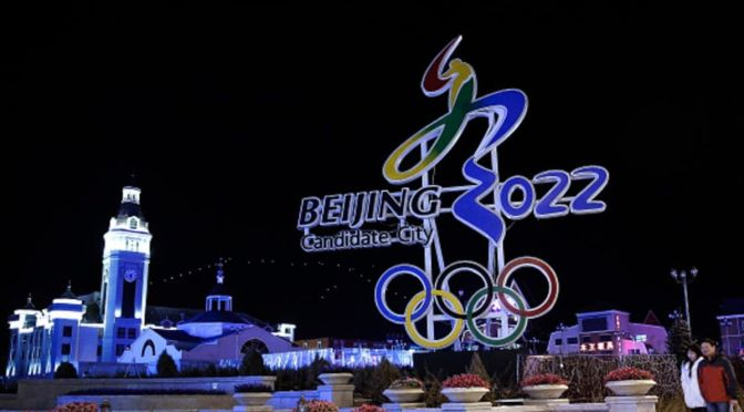 Inician protocolos de seguridad sanitaria en sedes olímpicas invernales en Beijing