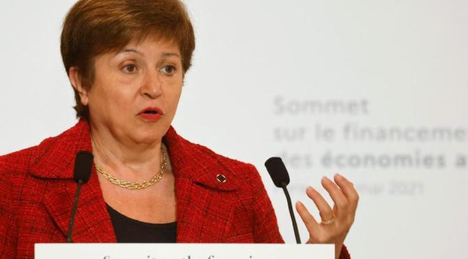 ¿Podría la reputación de Kristalina Georgieva afectar al FMI y Banco Mundial?
