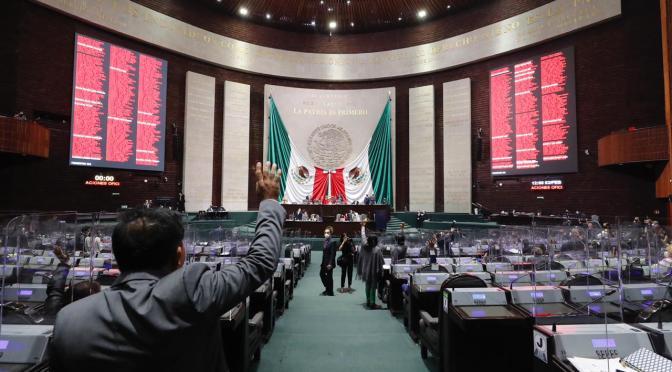 Diputados aprueban Ley de Ingresos 2022; pasa al Senado