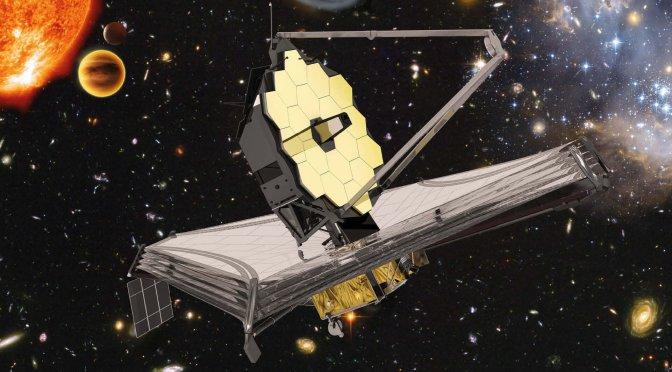 Cómo será el Telescopio Espacial James Webb, reemplazo del Hubble