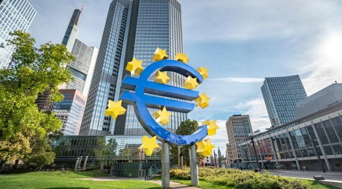 BCE ve una inflación por debajo del 2% en un año