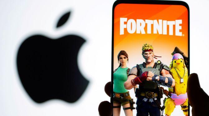 Apple pide al juez que detenga las órdenes antimonopolio de Epic Games mientras apela el fallo
