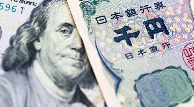 Dólar alcanza si nivel más alto frente al yen en tres años
