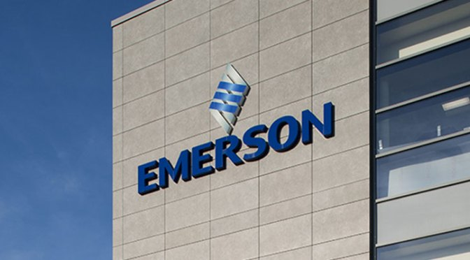 Emerson fusionará unidades de software con AspenTech en un acuerdo de 11 mil millones de dólares