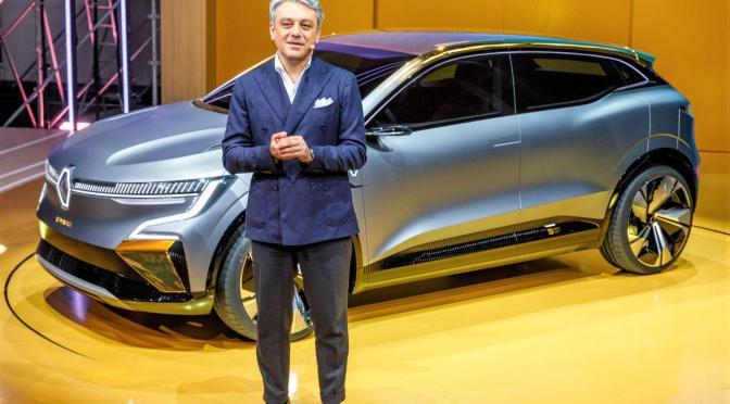 CEO de Renault advierte de un mayor salto de precios a medida que los costos se disparan