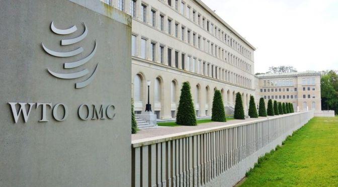 OMC aumenta las previsiones de crecimiento comercial para 2021 y 2022
