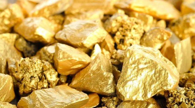 Precios del oro se recuperan al inicio de octubre