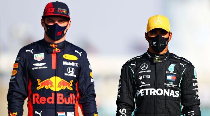 Hamilton y Verstappen cierran la pista en busca del campeonato de la F1