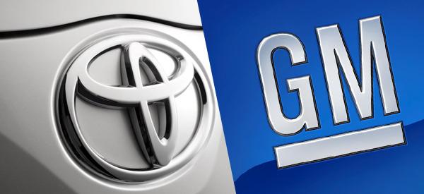 Toyota vende más que GM en Estados Unidos durante los primeros nueve meses de 2021
