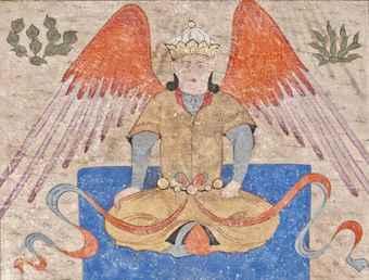 an_angel_shiraz_iran_late_15th_early_16th_century_d5671287h