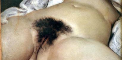 Courbet: A világ eredete