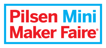 Pilsen Mini Maker Faire logo