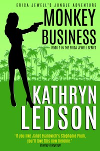 Book Cover: Monkey Business