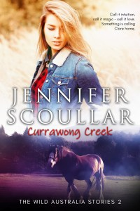 Book Cover: Currawong Creek