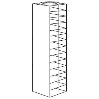 Argos Technologies PolarSafe® Vertical/Chest Freezer Rack