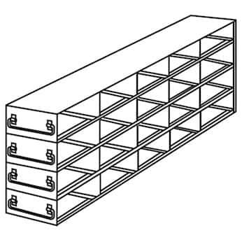 Argos Technologies PolarSafe® Upright Drawer Freezer Rack