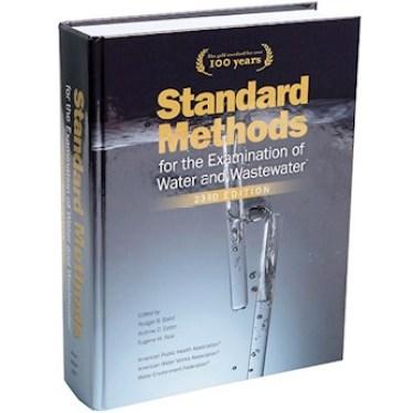 نتيجة بحث الصور عن Standard Methods for the Examination of Water and Wastewater 23rd Edition