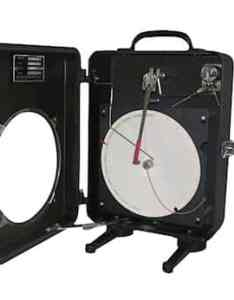 Cole parmer in circular chart recorder pressure pen portable back mount sku from india also rh coleparmer
