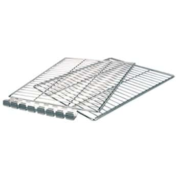 Cole-Parmer StableTemp Stainless Steel Wire Shelf, for 1.8